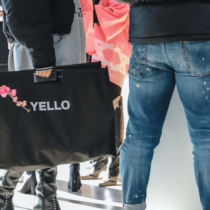 YELLO NEW YEAR'S FIRST SALE