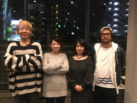 720, GARBAGE 小林氏 x KATSUNO 松波氏x BLUE BROWN 中村氏 インタビュー