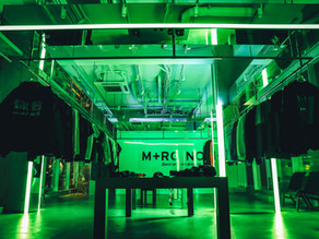 M+RC NOIR OSAKA POP UP STORE by NUBIAN