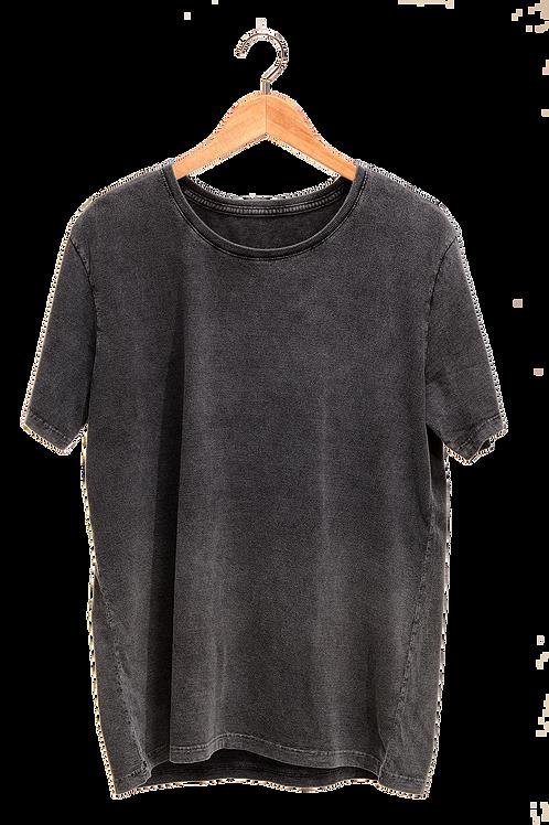 Camiseta Marble Black