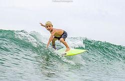 Boardshort Infantil LEAF Surfwear João V