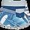 Thumbnail: Índigo Boardshort Infantil