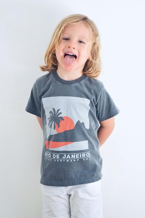 Camiseta Estonada LEAF Kids