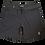 Thumbnail: Boardshort Black Trunk 19″