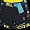 Thumbnail: Black Trunk Boardshort Infantil