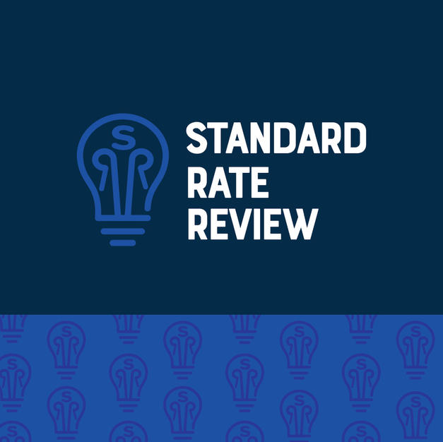 standard rate review