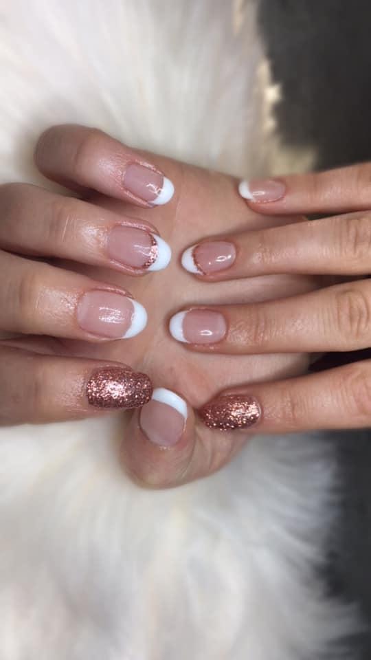 Gainage ongles naturel gel