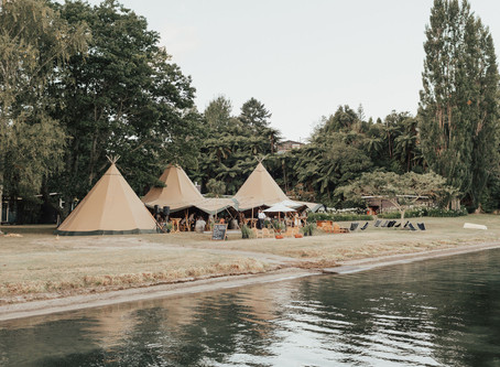 Why a TopKata Tipi?