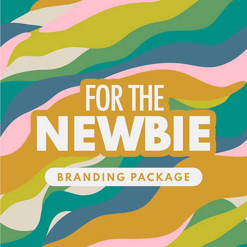 'For the Newbie' Branding Suite