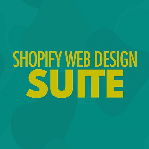 Shopify Web Design Suite
