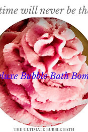 Deluxe Bubble Bath Bomb