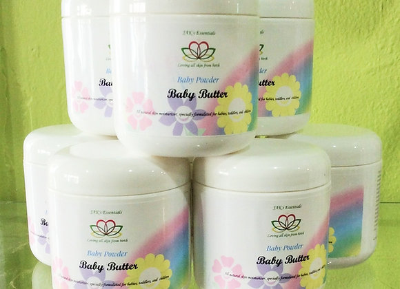 All Natural Baby Butter