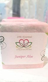 Juniper Aloe Bar Soap