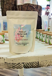 Oatmeal Herbal Bath Salt