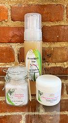 Herbal Hibiscus Acne Fighting Facial Set