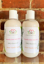 Naturally Clean Body Wash