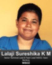 Lalaji Sureshika K M.jpg
