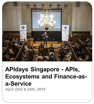APIdays - World's leading series of API Conferences