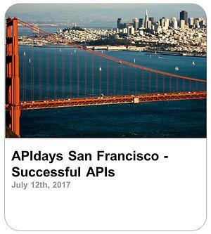 APIdays - World's leading series of API Conferences