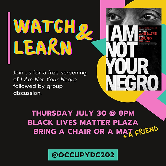 I am not your negro movie poster.PNG