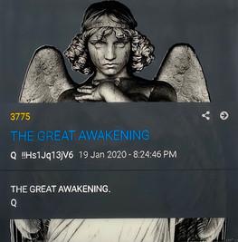 3775 - THE GREAT AWAKENING (2020)