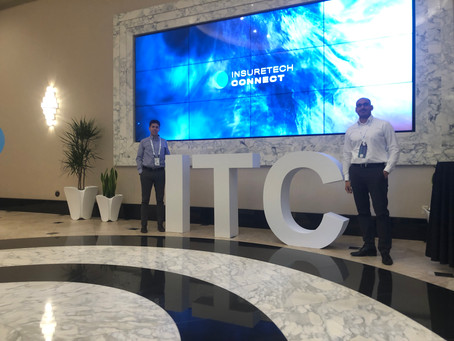 Taqway on InsureTech Connect 2019!