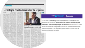 MOST innovative Startup at ITC2019 according to Valor Economico
