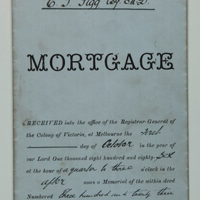 The History of Stamp Duty in Melbourne