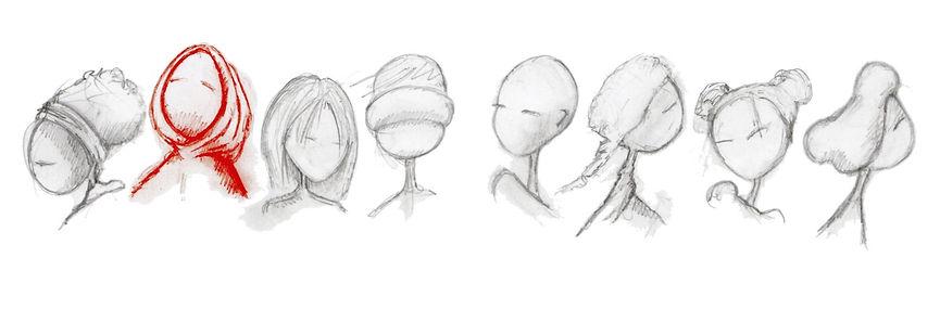 Zinc - Character Design Ninoko