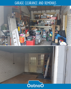 Garage clearance Edinburgh