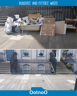 renovation waste Edinburgh
