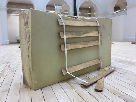 OotnoO helps ECA Student recycle junk into clever art.