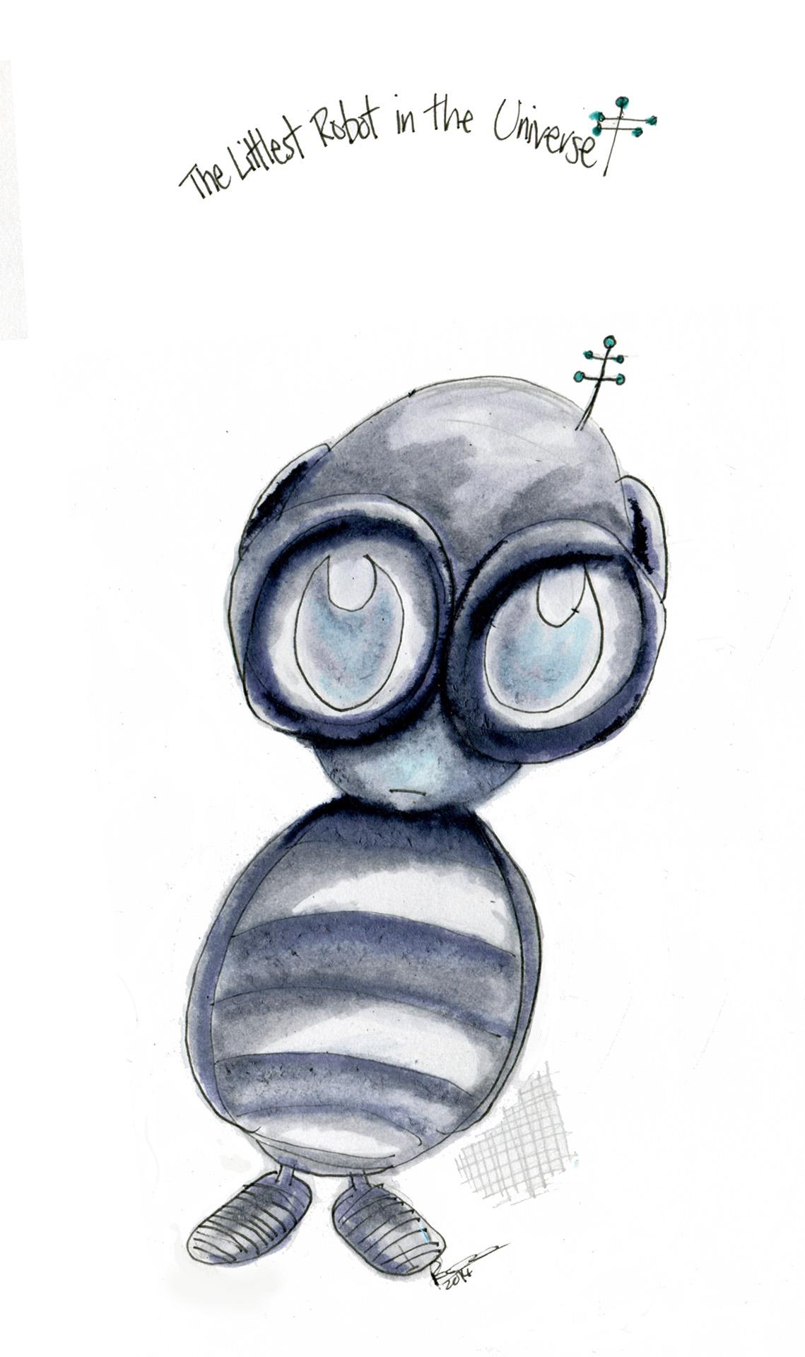 littlest robot