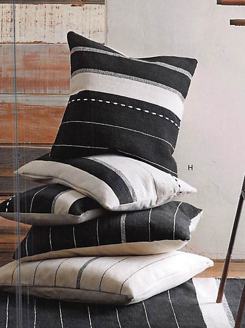 Everleigh Striped Pillows