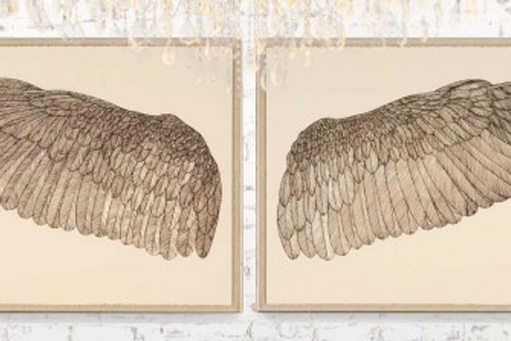 Wing Dyptych