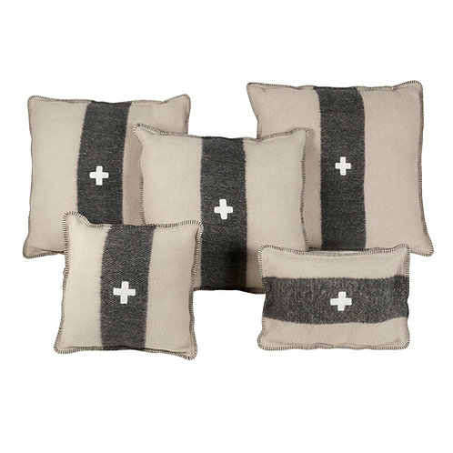 Wool + Pillow Covers