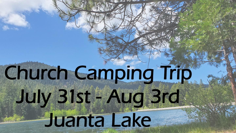 Church Camping 2020