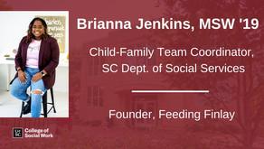 University of South Carolina raves about Jenkins!
