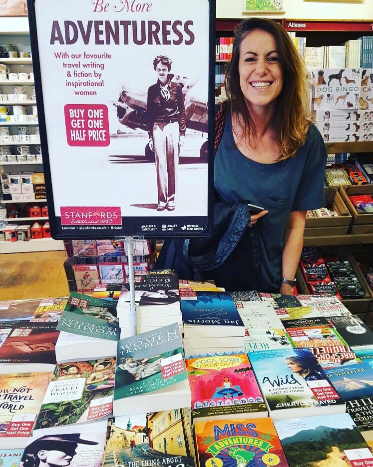 Amy Baker first book