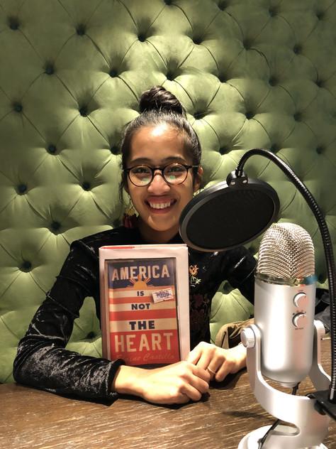 The Riff Raff podcast #31 - Elaine Castillo