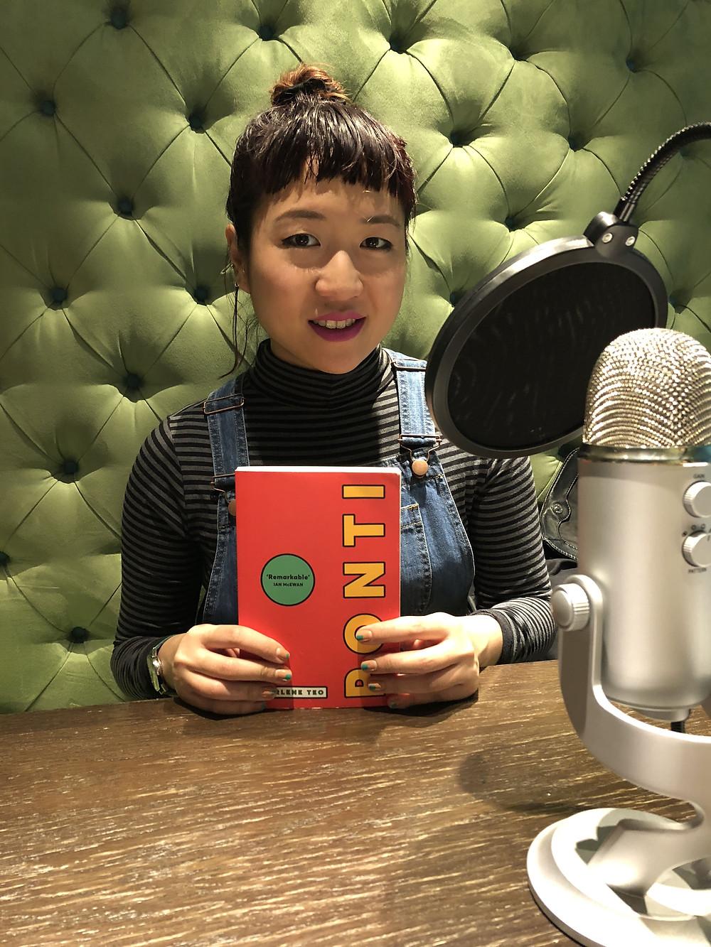 Sharlene Teo, The Riff Raff Podcast