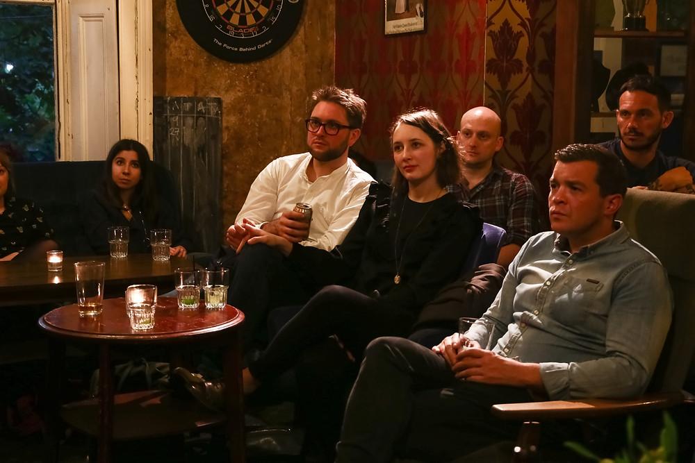 The Riff Raff writers' community