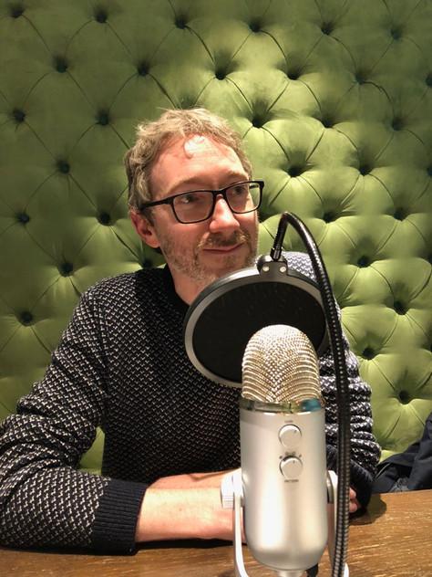 The Riff Raff podcast #28 - Stuart Turton