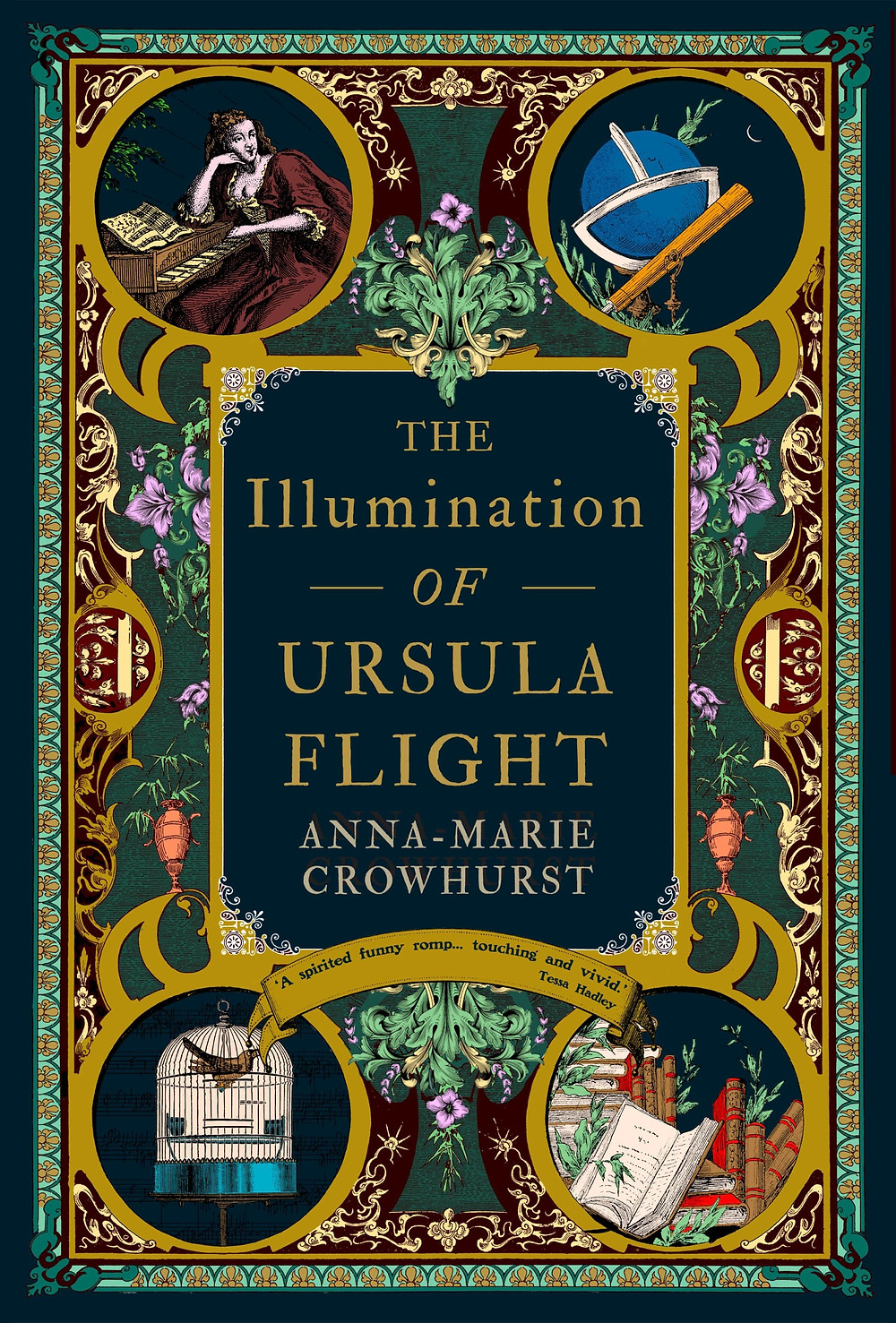 The Illumination of Ursula Flight, The Riff Raff