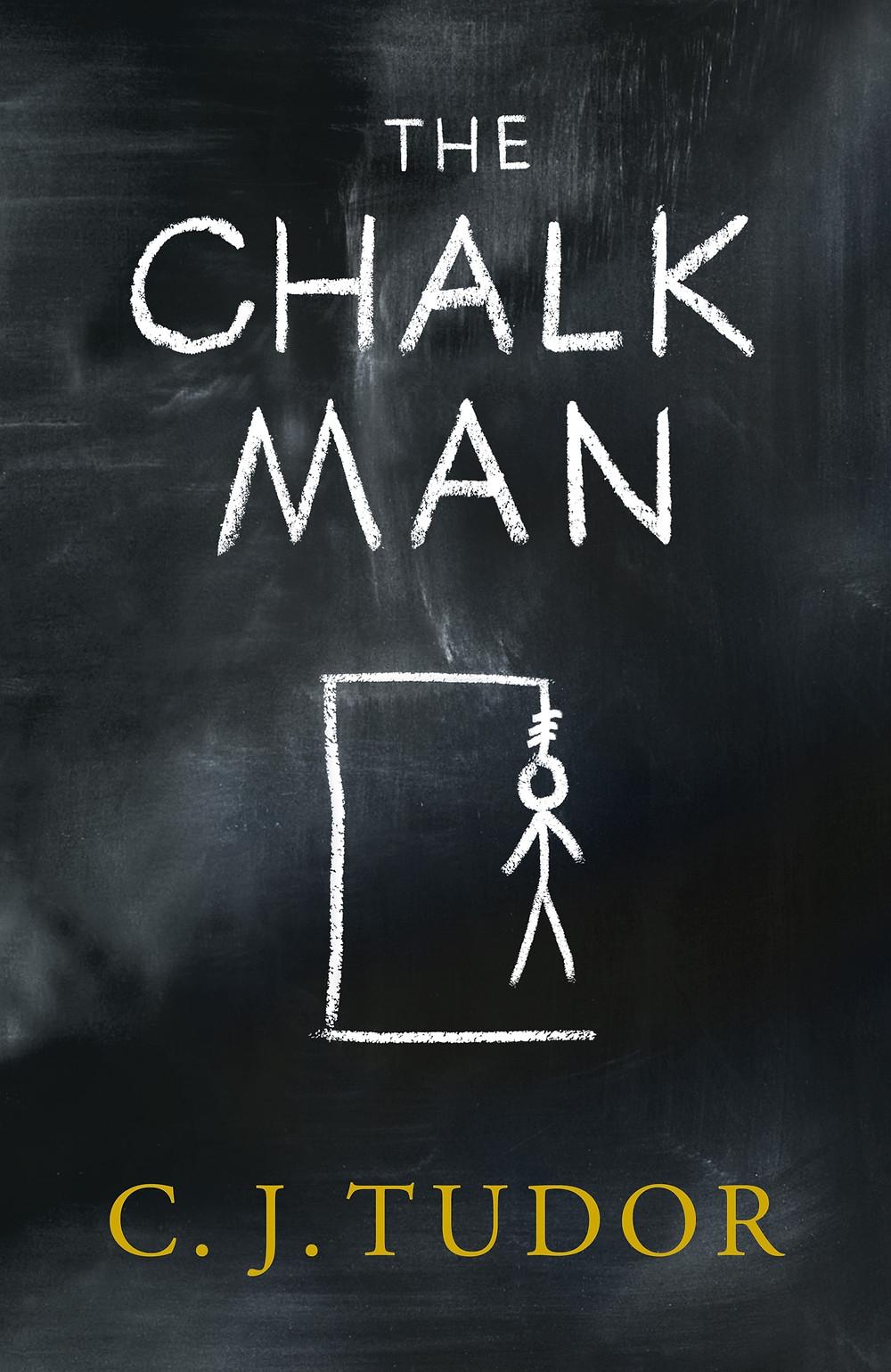 The Chalk Man at The Riff Raff