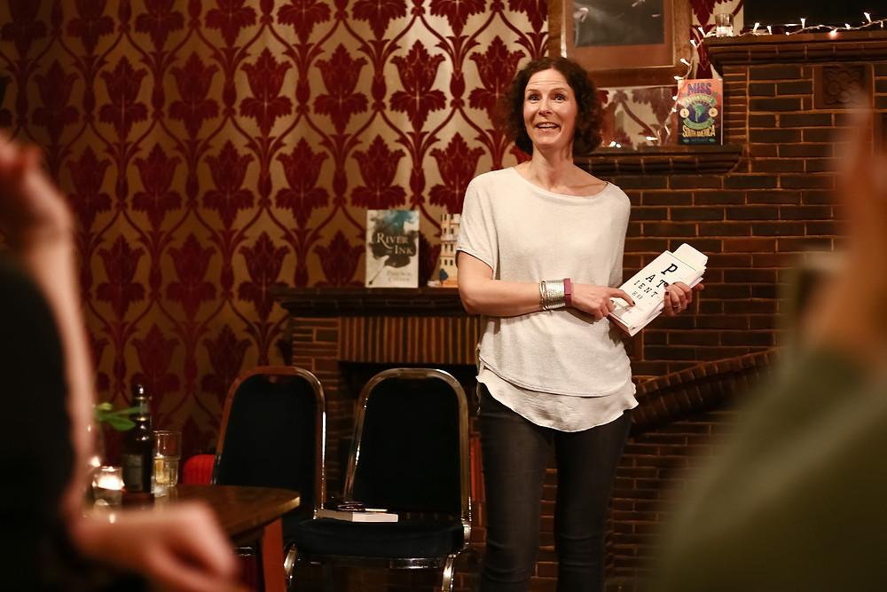 Vanessa Potter at The Riff Raff