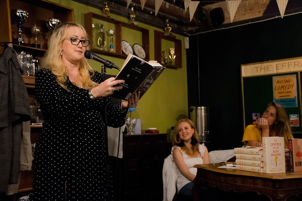Kelleigh Jephcott-Greenberg at The Riff Raff August 2018