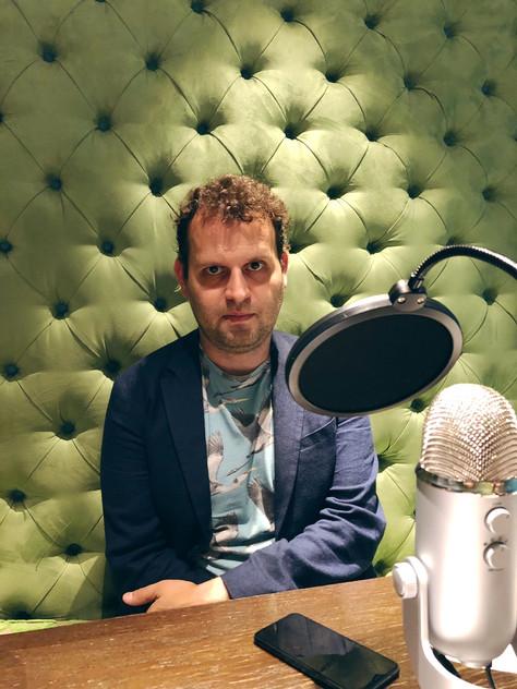 The Riff Raff Podcast #39 - Adam Kay