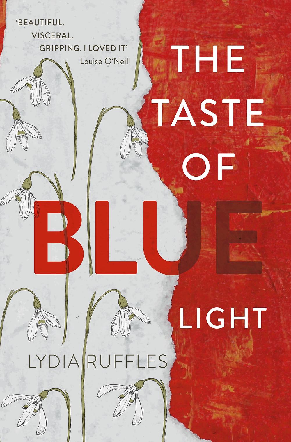 The Taste of Blue Light | First book