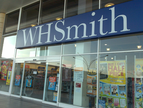 Let's go easy on WH Smith - us millennials had some magical moments there